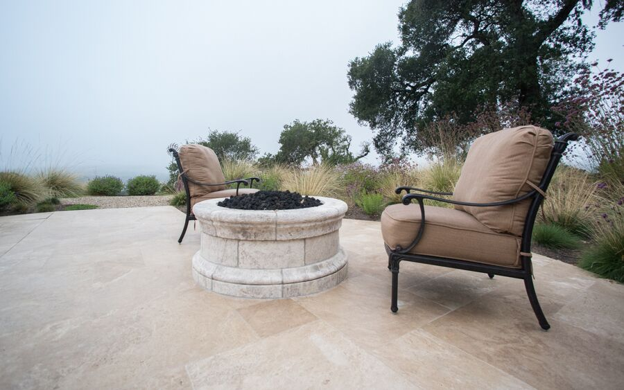 MCI Masonry Outdoor Fire Pit